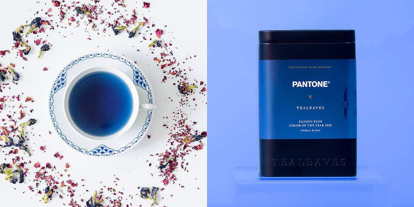 Colore Pantone 2020: Tea Classic Blue